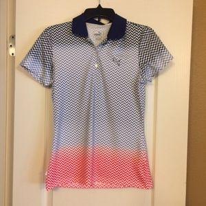 PUMA Ladies Golf Polo